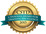 Canadian Award for Training Excellence 2013